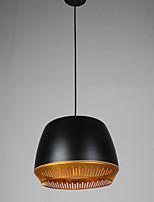 Подвесные лампы ,  Современный Живопись Особенность for Мини Алюминий Гостиная Спальня Столовая Игровая Коридор 1 лампа