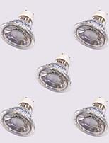 5W Spot LED 1 COB 420 lm Blanc Chaud Blanc V 5 pièces
