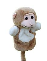 Bonecas Macaco Tecido Felpudo