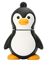 Hot New Cartoon Penguin usb2.0 32gb flash drive u mémoire de disque