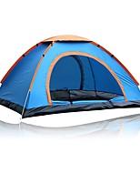3-4 человека Световой тент Один экземляр Автоматический тент Однокомнатная ПалаткаПоходы Путешествия