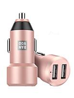 Carregamento Rápido Outro 2 Portas USB Carregador Somente DC 5V/3.4A