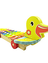 Building Blocks Duck Wood Children's