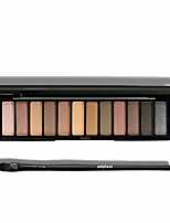 12 Eyeshadow Palette Dry Eyeshadow palette Daily Makeup