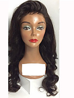Guleless Lace Front Wig Body Wave Human Hair Wigs Brazilian Virgin Hair Wig Front Natural HairLine Hot Selling