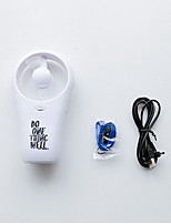 Rotary Handheld Fan Summer Portable Mini Fan usb Small Fan Rechargeable Battery