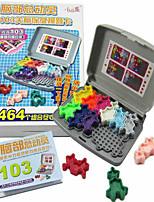 Игрушки Квадратная Пластик
