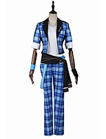 Inspired by Cosplay Cosplay Video Game Cosplay Costumes Cosplay Suits Fashion Short Sleeve Other Shirt Top Pants Gloves Belt More