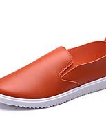 Для мужчин Кеды Удобная обувь Светодиодные подошвы Полиуретан Весна Лето Осень Зима Для прогулок Для офиса Повседневный Для прогулок
