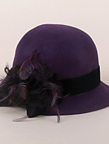 צמר כיסוי ראש-חתונה אירוע מיוחד קז'ואל משרד וקריירה חוץ כובעים חלק 1