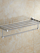 Horn Style Solid Brass Bathroom Shelf  Bathroom Accessories