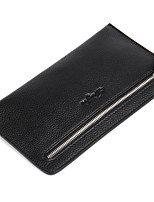 Men Wallets Cowhide Male Clutch Phone Bag Fashion Brand Coin Pocket Luxury Cowskin Business Handy Bag PurseD8096