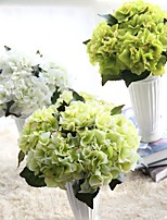 Short Shoot Silk Simulation Flowers Wedding Foreign Trade Off Road Home Decoration