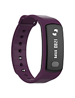 ECG Heart Rate Blood Pressure Monitoring Motion Pedometer Smart Bracelet for Android IOS