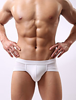 Men's Men Sexy Push-Up Solid Shorties & Boyshorts Panties Briefs  Underwear