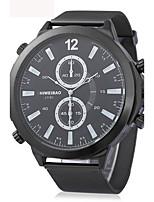 Homens Adulto Relógio Esportivo Relógio Elegante Relógio de Moda Bracele Relógio Único Criativo relógio Relógio Casual Relógio de Pulso