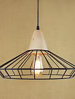 Lámparas Colgantes ,  Retro Farol Campestre Pintura Característica for Mini Estilo Los diseñadores MetalComedor Habitación de