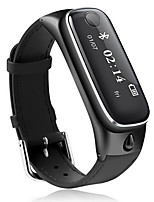M6 Bluetooth Phone Smart Bracelet Motion Pedometer Information Alert Bluetooth Headset Support IOS Android