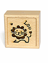 Music Box Square Novelty & Gag Toys Wood Unisex