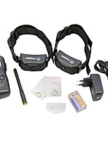Dog Bark Collar Clickers Electronic Behaviour Aids Anti Bark Rechargeable