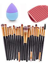 Borla Para Maquillaje/Esponja Cosmética Pinceles de Maquillaje Bolsas y Limpiadores para Pinceles Seco Tono de Piel Desigual Otros