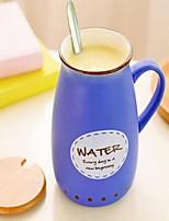 Casual Artigos para Bebida, 300 Cerâmica Água Copos
