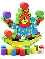 Bloques de Construcción Para regalo Bloques de Construcción Juguetes creativos Madera 2 a 4 años 5 a 7 años Juguetes