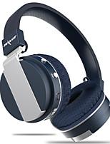 Zealot b17 ruisonderdrukking super bas draadloze stereo bluetooth koptelefoon met microfoon fm radio tf kaart slot
