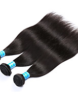 Vinsteen Brazilian Straight 3 Bundles 300g (22 24 26 inch) Cheap Human Hair Extensions Natural Human Hair Weave Best Quality Human Hair Weft