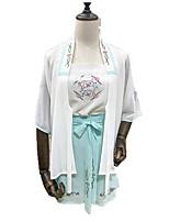 Инвентарь Японский стиль Винтажная коллекция Косплей Платья Лолиты Винтаж Короткие / Мини Для