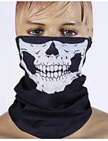 Seamless Multi-function magic Scarf Cycling Masks  Halloween Costumes Skulls Face Towel