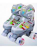 Roller Skates Adjustable Gray