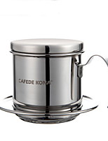 CAFEDE KONA More Home Stainless Steel Coffee Equipment Drip Pot