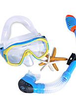 Snorkel Set Protective Diving / Snorkeling Mixed Materials Eco PC