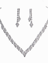 The Diamond Necklace Set