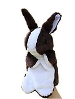 Bonecas Rabbit Tecido Felpudo