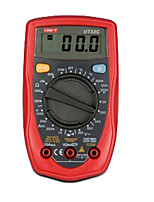 UNI-T UT33C Pocket Mini Digital Multimeter 1 Set
