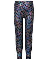 Unisex Animal Print Pants-Polyester Nylon All Seasons
