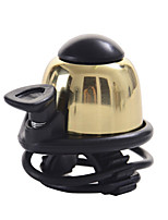 Stainless Steel Brass Bicycle Bell Sound Above 75DB Sound Clear Cycling Ring Handlebar Classical Bicycle Horn Bike Accessaries