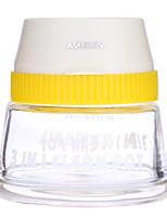 Airbrush professionista kkmoon 3 in 1 pulitore vaso porta aria pennello grande vernice pulita vaschetta bottiglia manicure tatuaggio