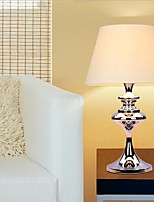 40 Modern/Contemporary Table Lamp , Feature for LED , with Electroplated Use Dimmer Switch