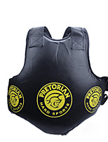 Chest & Rib Guard for Taekwondo Boxing Unisex PU (Polyurethane)