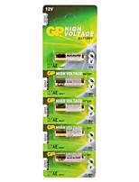 Gp alta voltagem 2020 12v bateria recarregável 5pcs