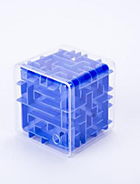 Rubik's Cube Smooth Speed Cube Magic Cube Educational Toy Scrub Sticker Anti-pop motion detection White Balance Plastics
