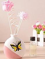 Florais/Botânicos Cerâmica Moderno/Contemporâneo,Presentes Acessórios decorativos