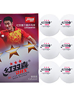 1 pièces 3 étoiles 4 Ping Pang/Tennis de table à billes