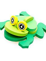 Пазлы 3D пазлы Строительные блоки Игрушки своими руками Животные Дерево Модели и конструкторы