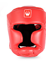 Headgear for Boxing Muay Thai Unisex Sports PU (Polyurethane)