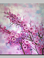 Hand Painted Flowers Oil Painting On Canvas Modern Art Wall Pictures For Home Decoration Ready To Hang