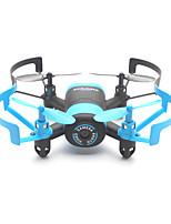 Drone JXD 512W 4CH 6 Eixos Com CâmeraFPV Retorno Com 1 Botão Modo Espelho Inteligente Vôo Invertido 360° Acesso à Gravação em Tempo Real